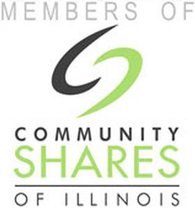 Logo for Community Shares of Illinois